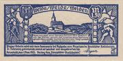 1.50 Mark (Verlag Neustädter Kreisbote) – obverse