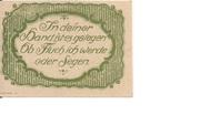 10 Pfennig (Bezirkssparkasse) -  reverse