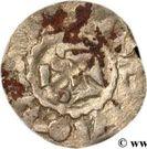 1 Obole - Monnayage immobilisé au nom de Louis IV d'Outremer – obverse
