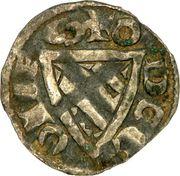 Denier - Eudes de Bourgogne (1262-1265) – obverse