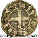 Denier - Eudes de Bourgogne (1262-1265) – reverse