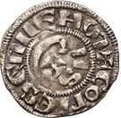 Denier - William IV, William V – obverse