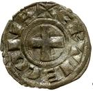 Denier - Hervé de Donzy (1199-1223) – obverse