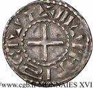 Denier - Monnayage immobilisé au nom de Louis IV d'Outremer – reverse