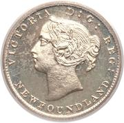 5 Cents - Victoria – obverse
