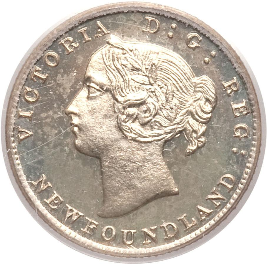 5 Cents - Victoria - N...