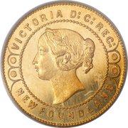 2 Dollars - Victoria (Pattern) – obverse