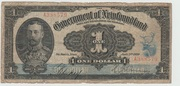 1 Dollar (Treasury Note) -  obverse
