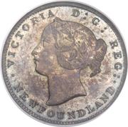 5 Cents - Victoria (Pattern) – obverse
