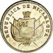1 Centavo (Copper-Nickel Essai) – obverse