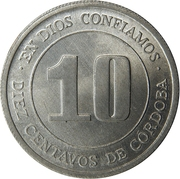 10 Centavos (FAO) – reverse