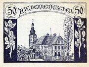 50 Heller (Niederneukirchen) – reverse