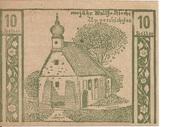 10 Heller (Niederneukirchen) – reverse
