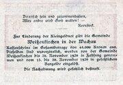20 Heller (Weissenkirchen) -  reverse