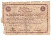 50 Heller (Niederösterreich) -  obverse