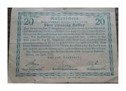 20 Heller (Niederösterreich) – reverse