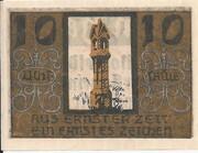 10 Heller (Niederwaldkirchen) -  reverse