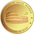 100 Francs CFA (Colosseum) – reverse