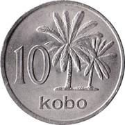 10 Kobo -  reverse