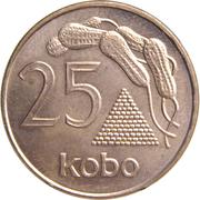 25 Kobo – reverse