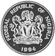 100 Naira (100 Years - Banking In Nigeria) – obverse