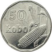 50 Kobo – reverse