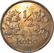 ½ Kobo – reverse