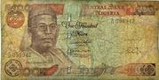 100 Naira – obverse