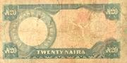 20 Naira – reverse