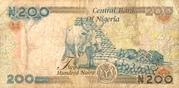 200 Naira – reverse