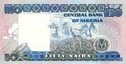 50 Naira – reverse