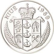 50 Dollars - Elizabeth II (Rowing) -  obverse