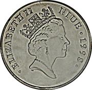 1 Dollar - Elizabeth II (Princess Diana) – obverse