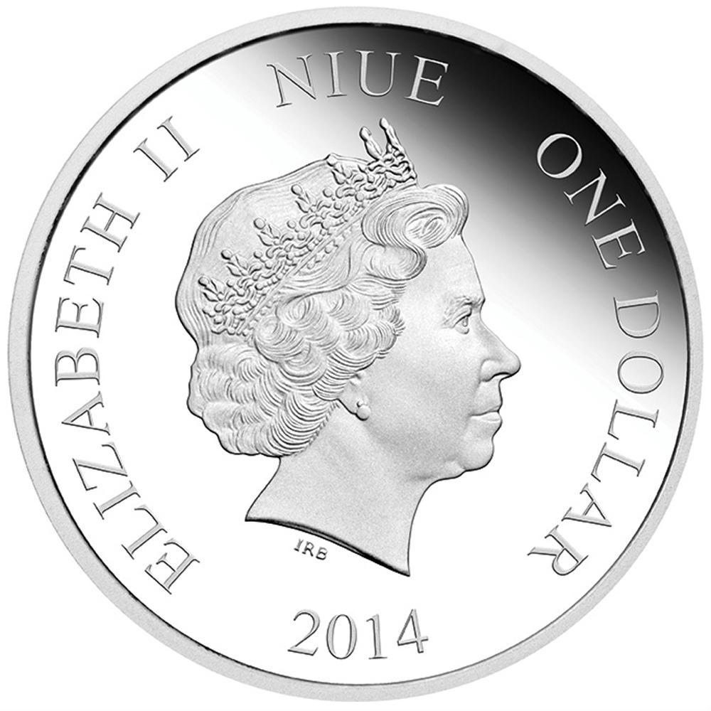 niue doctor who coin