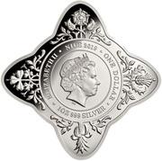 1 Dollar - Elizabeth II (Royal visit to Canada) -  obverse