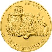 250 Dollars - Elizabeth II (Czech Lion) – reverse