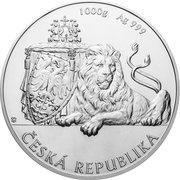80 Dollars - Elizabeth II (Czech Lion) – reverse