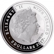 2 Dollars - Elizabeth II (Money Frog) -  obverse