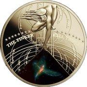50 Cents - Elizabeth II (The Tinker Bell Triplet) – reverse