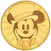250 Dollars - Elizabeth II (Mickey's Christmas Carol) -  reverse