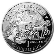1 Dollar - Elizabeth II (Carnuntum) -  obverse