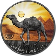 2 Dollars - Elizabeth II (Camel) – reverse