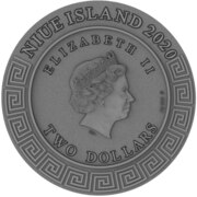 2 Dollars - Elizabeth II (Apollo)