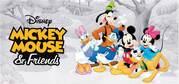 20 Cents - Elizabeth II (Mickey Mouse & Friends) – reverse