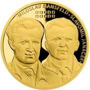 10 Dollars - Elizabeth II (Mansfeld & Janáček) -  obverse