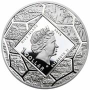 1 Dollar - Elizabeth II (Gdansk) -  obverse