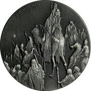 2 Dollars - Elizabeth II (The Wise Men) – reverse