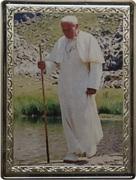 ½ Dollar - Elizabeth II (John Paul II) – reverse