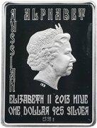 1 Dollar - Elizabeth II (Azŭ) -  obverse