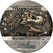 5 Cents - Elizabeth II (Tyrannosaurus) – reverse